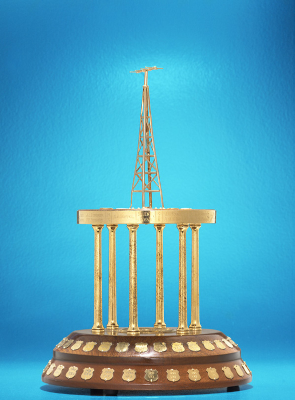 RD Contest Trophy